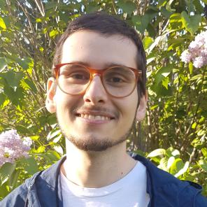 Phillip Rosenbaum, Undergraduate Researcher